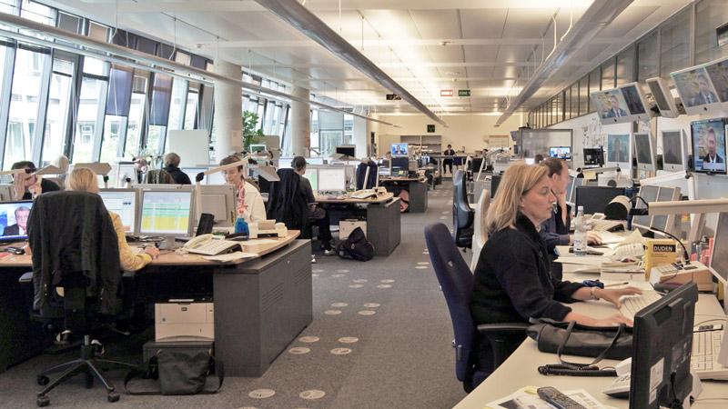 Newsroom 1