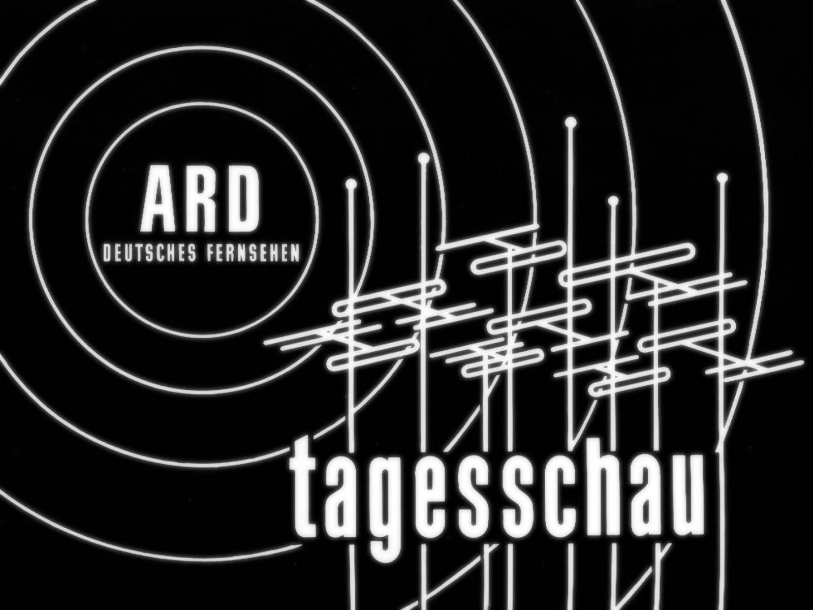 tagesschau-Titelbild ab 1956